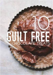 10 yummy guilt-free chocolate recipes free ebook