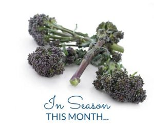 Eat the Seasons – March